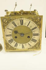 A fine William and Mary ebony striking bracket clock with pull quarter repeat Joseph Knibb, London, circa 1685