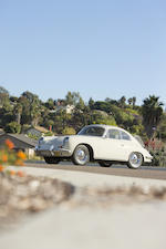 <b>1961 Porsche 356B 1600 Super Sunroof Coupe  </b><br />Chassis no. 113267 <br />Engine no. P87483