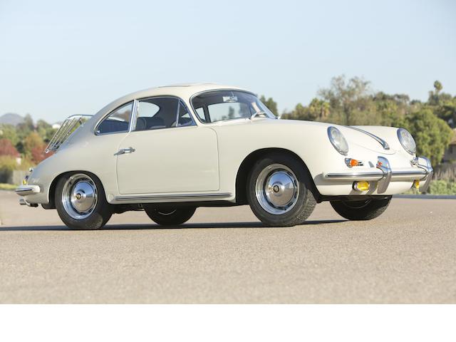 <b>1961 Porsche 356B 1600 Super Sunroof Coupe  </b><br />Chassis no. 113267 <br />Engine no. P87483