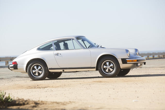 <b>1977 Porsche 911S Coupe  </b><br />Chassis no. 911 720 1892 <br />Engine no. 6273359
