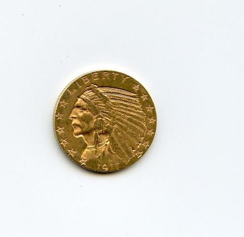 1911-S $5
