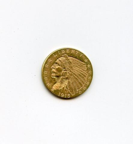 1915 $2.5