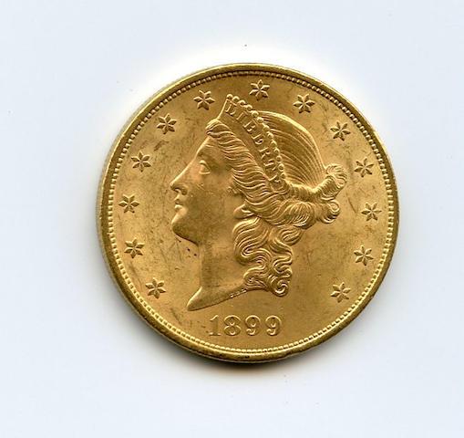 1899 $20