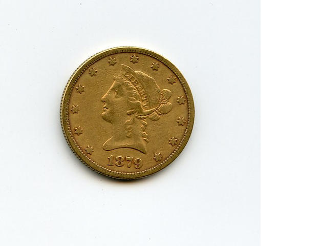1879 $10