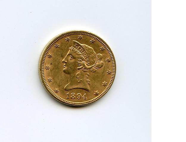 1894 $10