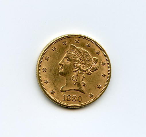 1880 $10