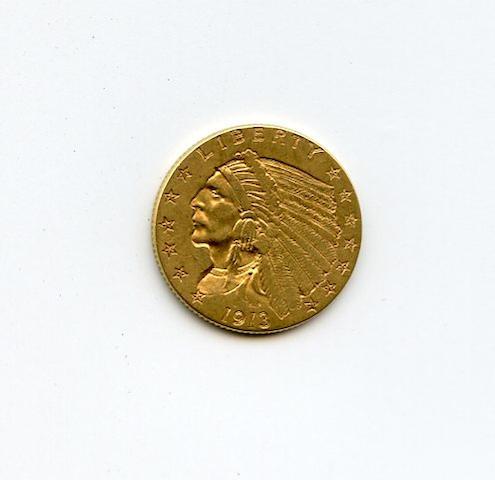 1913 $2.5