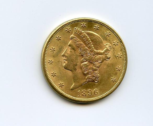 1896 $20