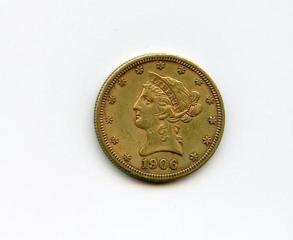 1906-D $10