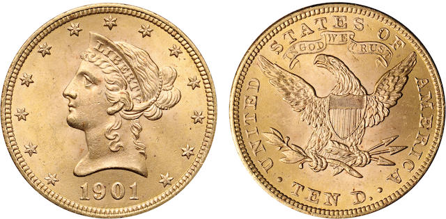 1901 $10