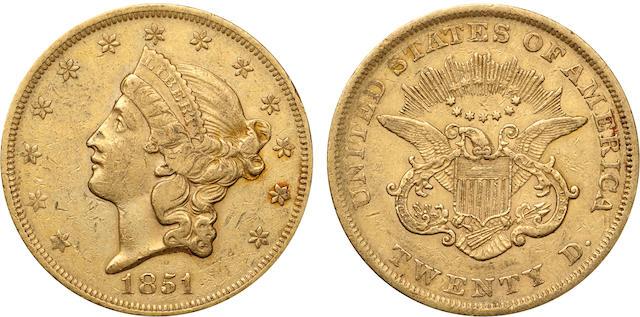 1851 $20