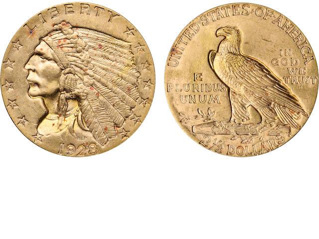1928 $2.5