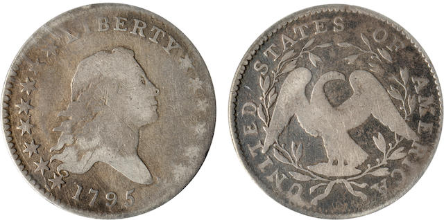 1795 50C Good 6 ANACS