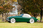<b>1958 Jaguar XK150S 3.4-Liter Roadster  </b><br />Chassis no. S830856DN <br />Engine no. VS1205-9