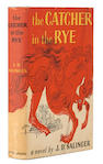 SALINGER, JEROME DAVID. 1919-2010. The Catcher in the Rye. Boston: Little, Brown and Company, 1951.