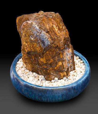Boulder Opal Fountain