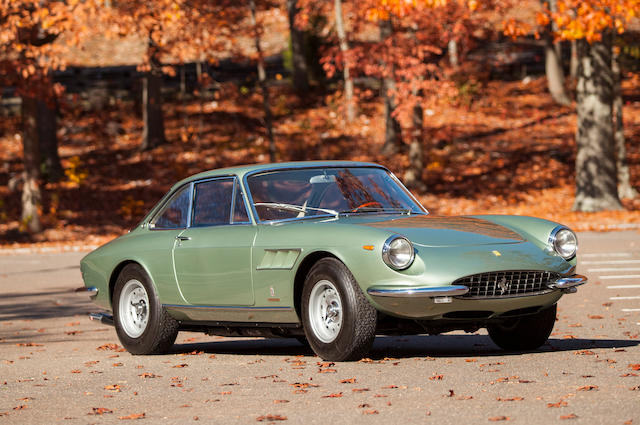 <b>1967 Ferrari 330GTC  </b><br />Chassis no. 9983 <br />Engine no. 9983
