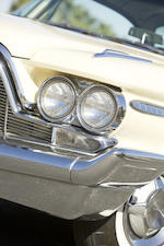 <b>1960 DeSoto Fireflite Two-Door Hardtop  </b><br />Chassis no. 7103110818