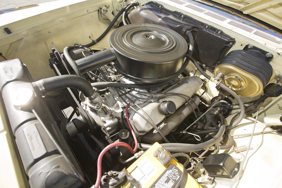 <b>1960 DeSoto Fireflite Two-Door Hardtop  </b><br />Chassis no. 7103110818