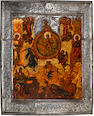 Icon of the Only Begotten SonRussia, Moscow, Old Believer workshop, 1800-1850