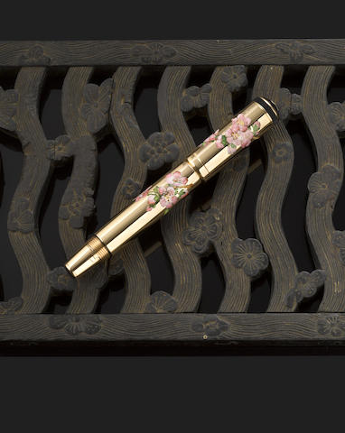 MONTBLANC: Sakura Limited Edition 88 Fountain Pen