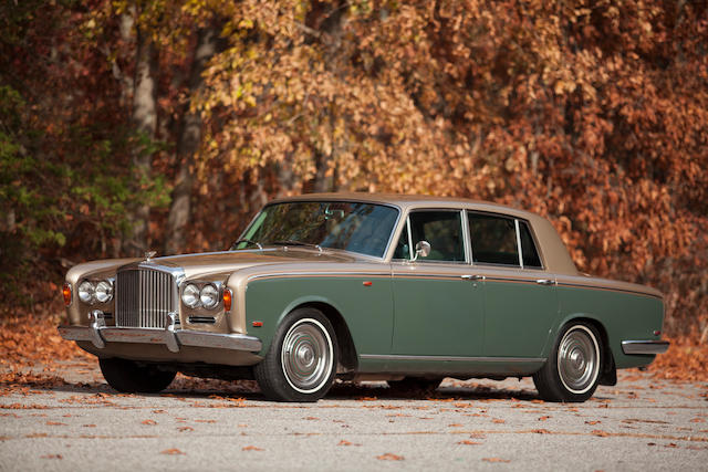 <b>1968 Bentley T Series Sedan  </b><br />Chassis no. SBX 6330 <br />Engine no. 6330