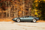 <b>1973 Maserati Bora  </b><br />Chassis no. AM117 49US652 <br />Engine no. AM107 1149648 (see text)
