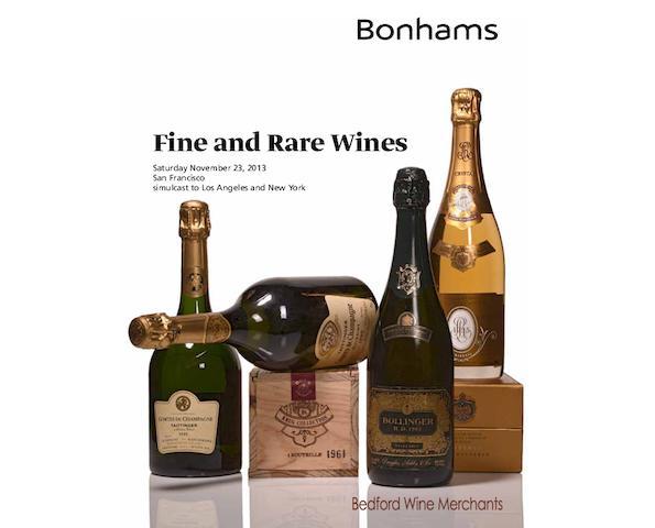 Fine & Rare Wines