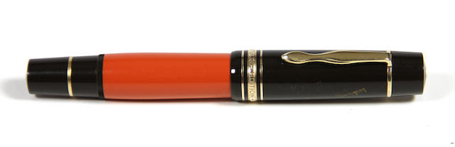 MONTBLANC: Hemingway Writers Series Limited Edition Fountain Pen