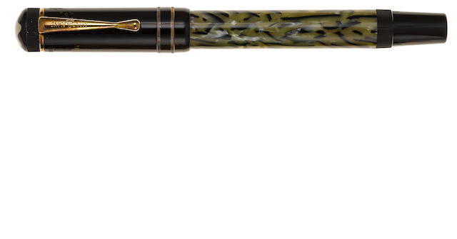 MONTBLANC: Oscar Wilde Writers Series Limited Edition Fountain Pen