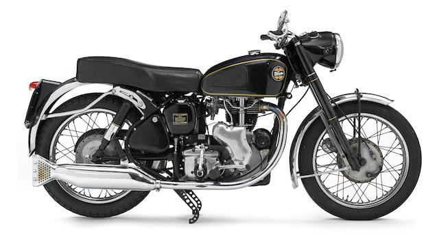 1960 Velocette Venom Frame no. RS15102 Engine no. VM4481
