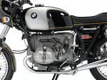 1974  BMW  R90S Frame no. 4950837 Engine no. 4950837
