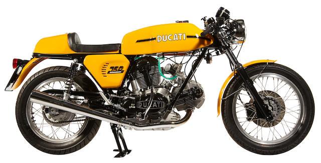 1973  Ducati Sport 750