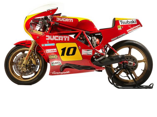 The ex-Guido Del Piano,1981  Ducati TT2