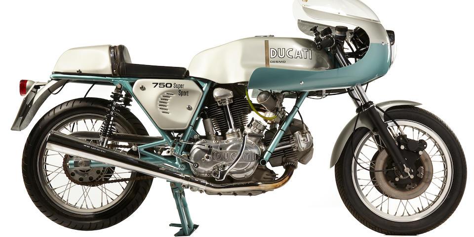 1973 Ducati 750SS