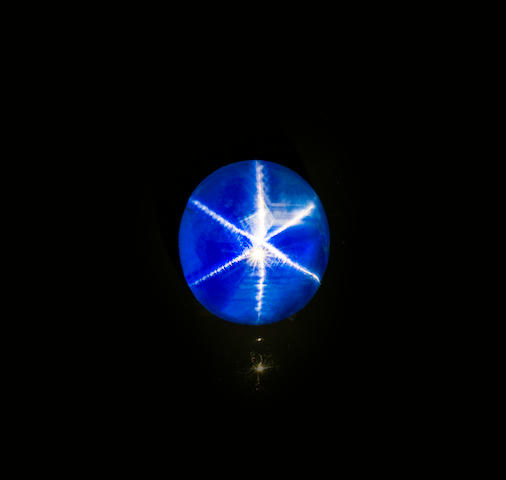 Very Fine Star Sapphire