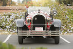 <i>Ex-Stanford Block</I><br /><b>1926 Kissel 6-55 Gold Bug Two-Passenger Speedster  </b><br />Engine no. 55-13294