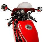 1987 Ducati 750 F1 Desmo Frame no. ZDM750R7501033DGM