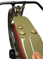 Harley-Davidson  Board Track Racer Engine no. 25JDCB8898