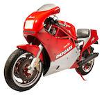 1987 Ducati 750 Laguna Seca, Lucchinelli Replica