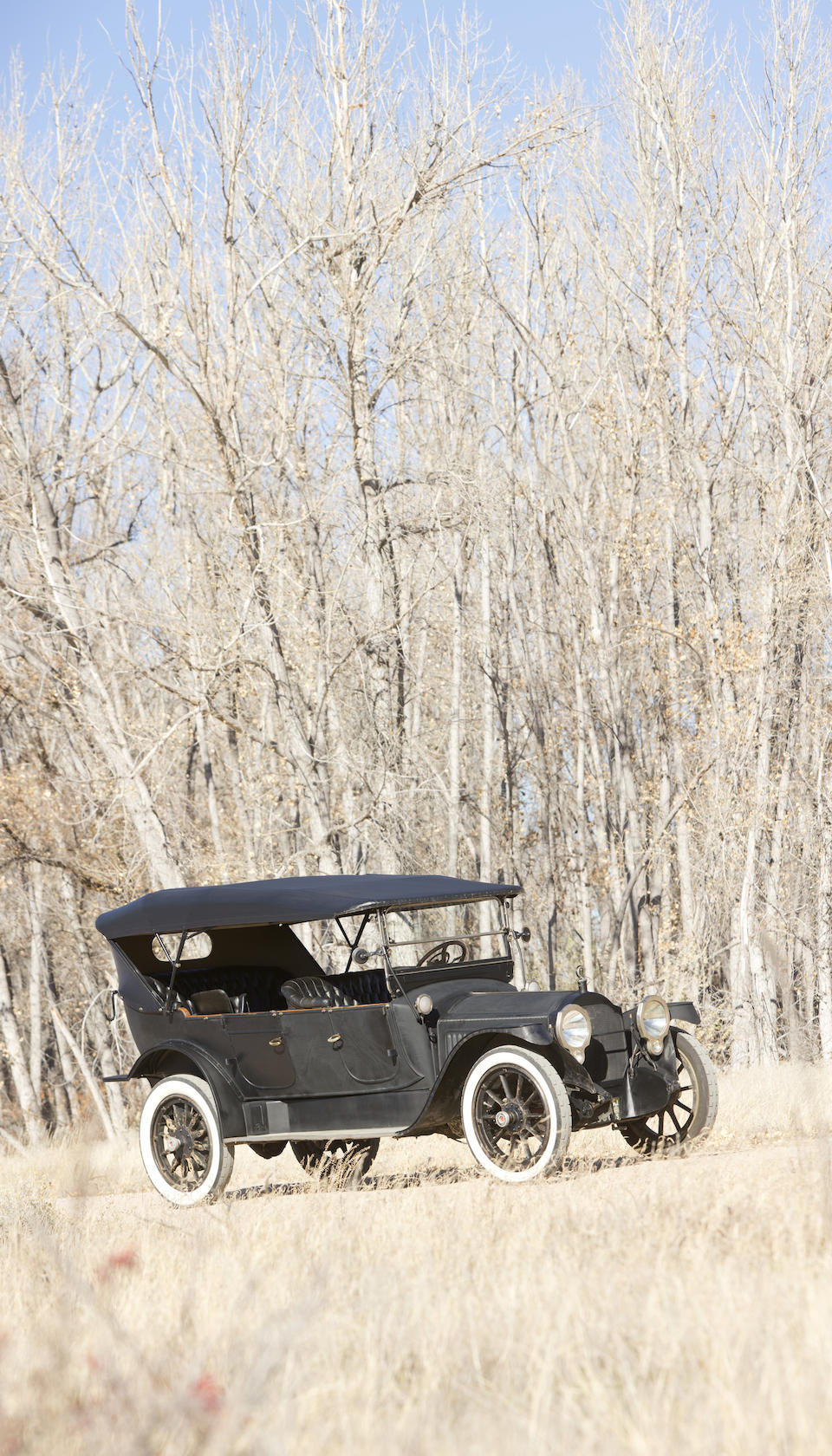 <b>1915 Packard 1-35 Twin Six Seven-Passenger Touring  </b><br />Chassis no. 86193 <br />Engine no. 86193