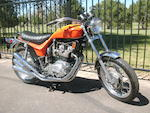1973 Triumph X75 Hurricane Frame no. TRX75XH02643 Engine no. TRX75XH02643