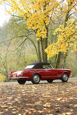<b>1959 Alfa Romeo 2000 Spider  </b><br />Chassis no. AR.10204.00022 <br />Engine no. AR.00204.00263