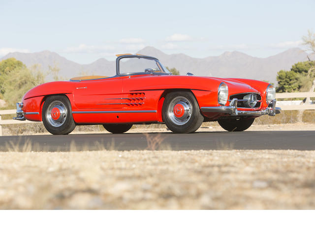 Vous cherchez une Mercedes 300 SL