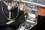 <b>1966 Austin-Healey 3000 Mk III BJ8  </b><br />Chassis no. HBJ8L 36843
