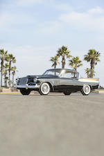 <b>1957 Studebaker Golden Hawk Supercharged Sports Coupe  </B><br />Chassis no. 6103090 <br />Engine no. PS-4126