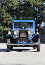<b>1931 Chevrolet Rumble Seat Coupe  <br /></b>Engine no. 22602207