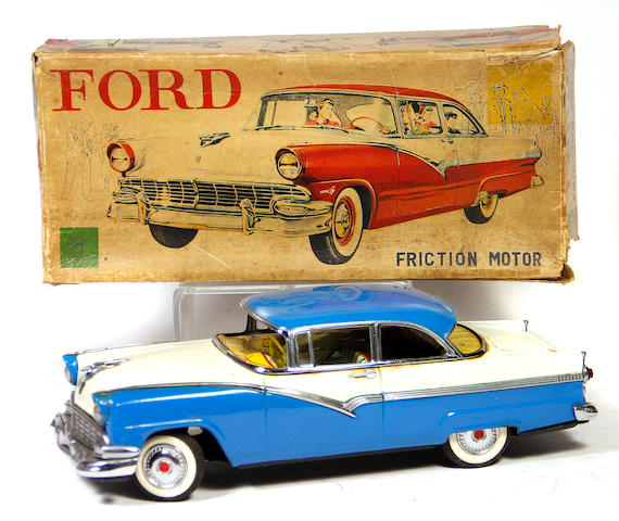 Marusan 1956 Ford Fairlane Sedan