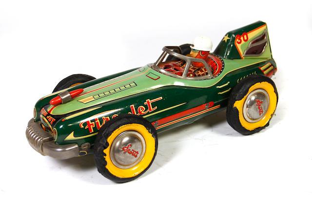 Fire Jet #30 Racecar