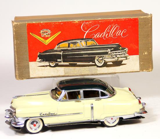 Boxed 1951 Cadillac by Marusan (Kosuge)